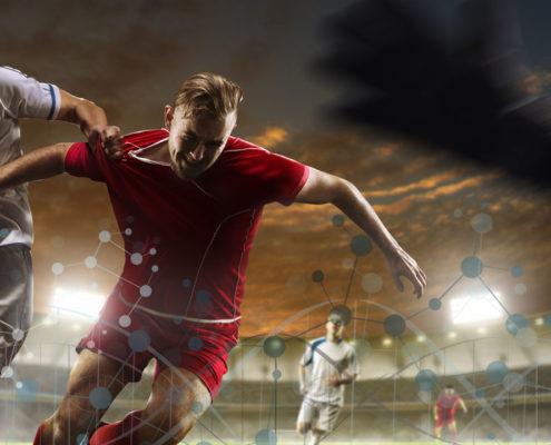 Leistungssport mit Neuro-Socks 6