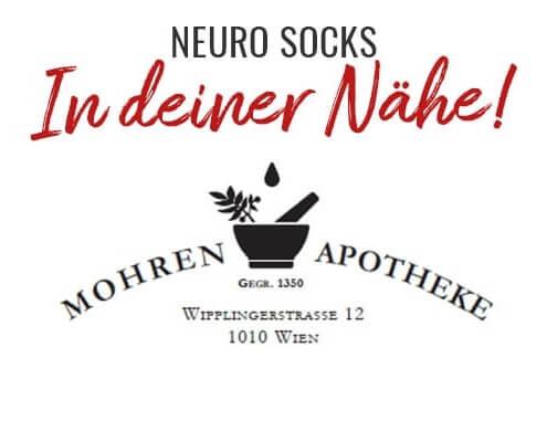 NEURO SOCKS jetzt auch im Finn Comfort (Wien) 5
