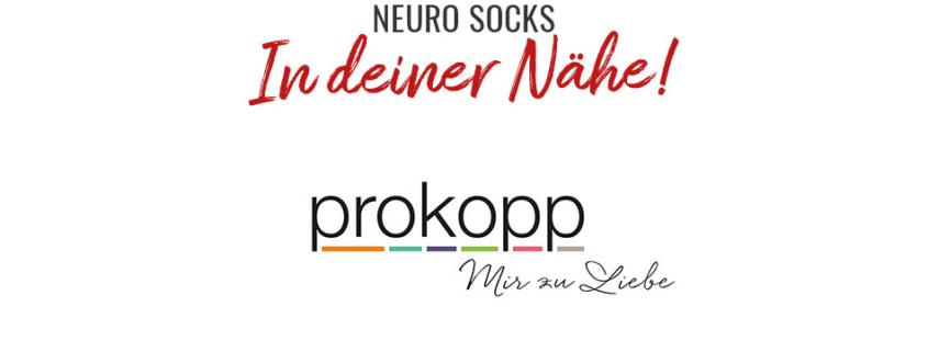 NEURO SOCKS jetzt auch bei Prokopp (Baden) 1