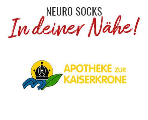 NEURO SOCKS jetzt auch im Finn Comfort (Wien) 1