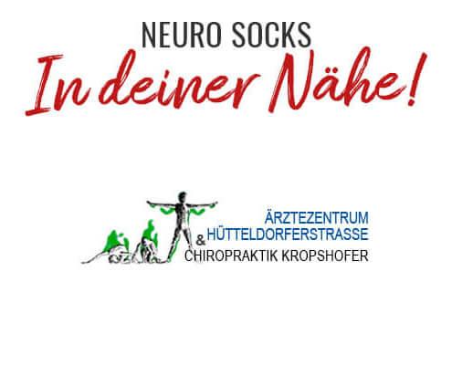 NEURO SOCKS jetzt auch im Finn Comfort (Wien) 3