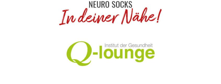 NEURO SOCKS jetzt auch bei Q-lounge & Q-loungefit 1