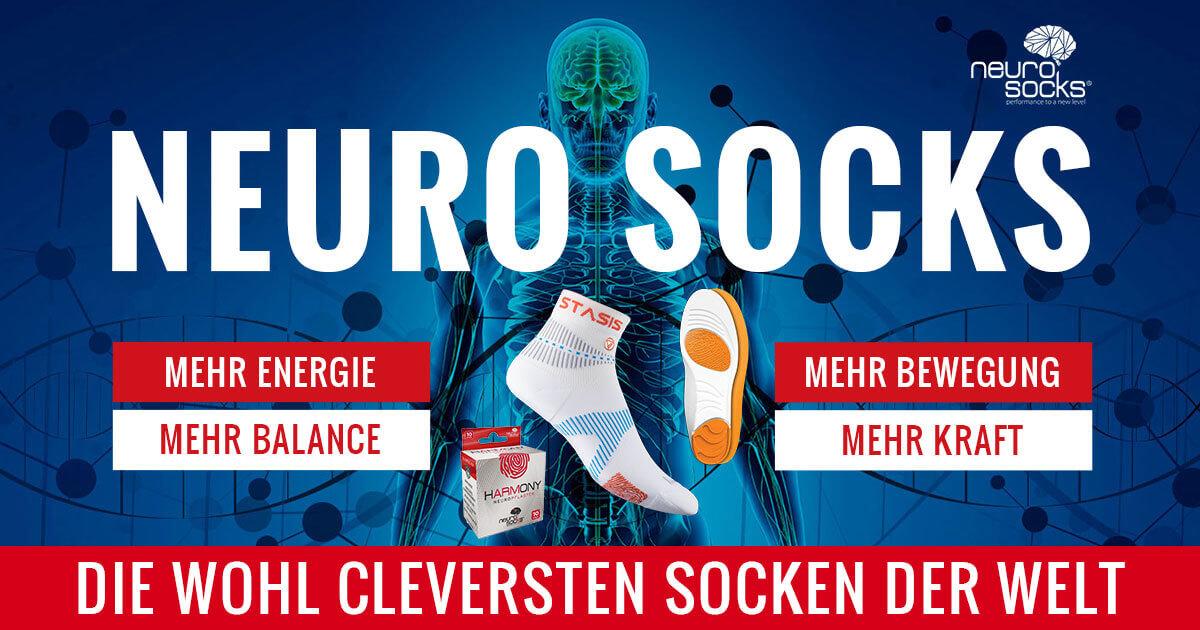 Neuro Socks - Die wohl cleversten Socken der Welt